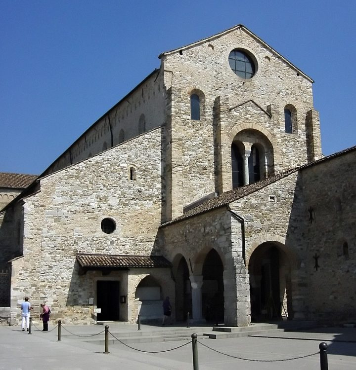Aquileia, Best places to visit in Italy