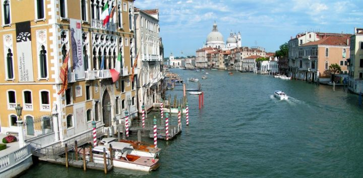 Canal Grande, Venice, Best Places To Visit in Italy