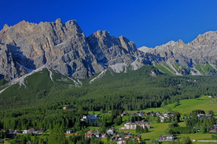 Cortina d'Ampezzo, Best places to visit in Italy