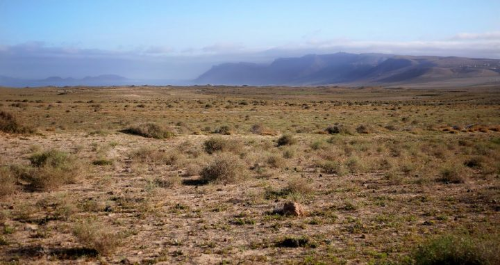 El Jable plains, Lanzarote Holidays, Canary Islands, Spain