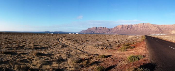 Famara, Lanzarote holidays, Canary Islands, Spain