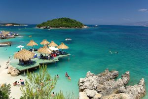 Ksamil beach, Albania, Best beaches in Europe