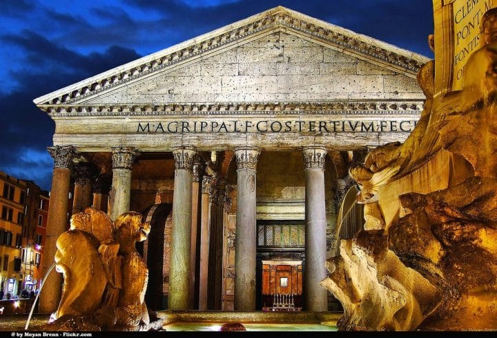Pantheon, Rome, Best places to visit in Italy