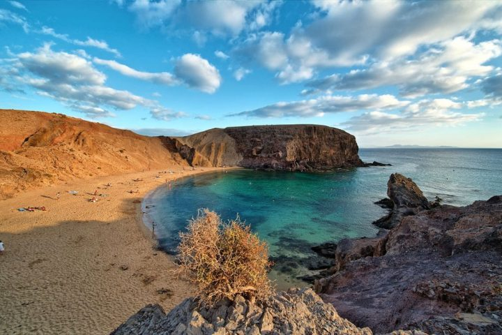 Papagayo beach, Lanzarote holidays, Canary Islands, Spain