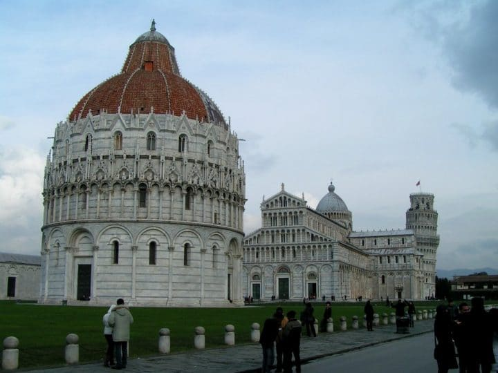 Pisa, Best places to visit in Italy