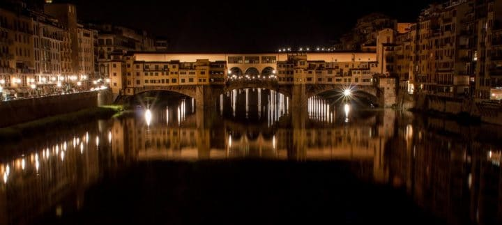 Ponte Vecchio, Florence, Best places to visit in Italy