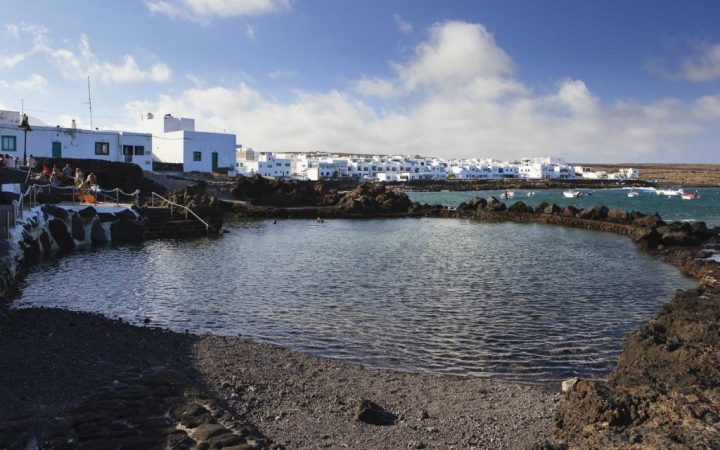 Punta Mujeres natural pools, Lanzarote holidays, Spain