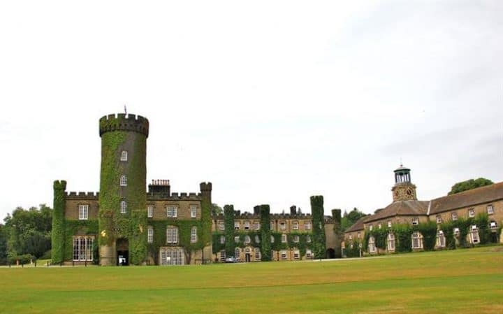 Swinton Park hotel, Castle hotel, Unique hotels in the UK