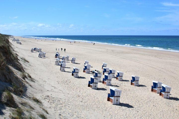 Sylt beach, Germany, Best beaches in Europe