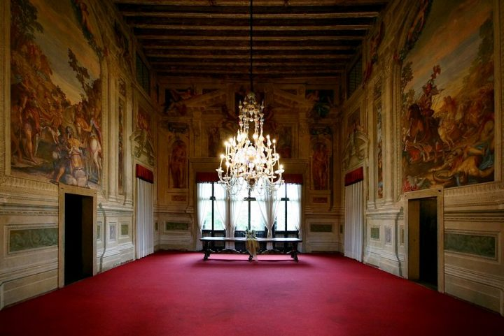 Villa Godi, Palladian villas Best places to visit in Italy