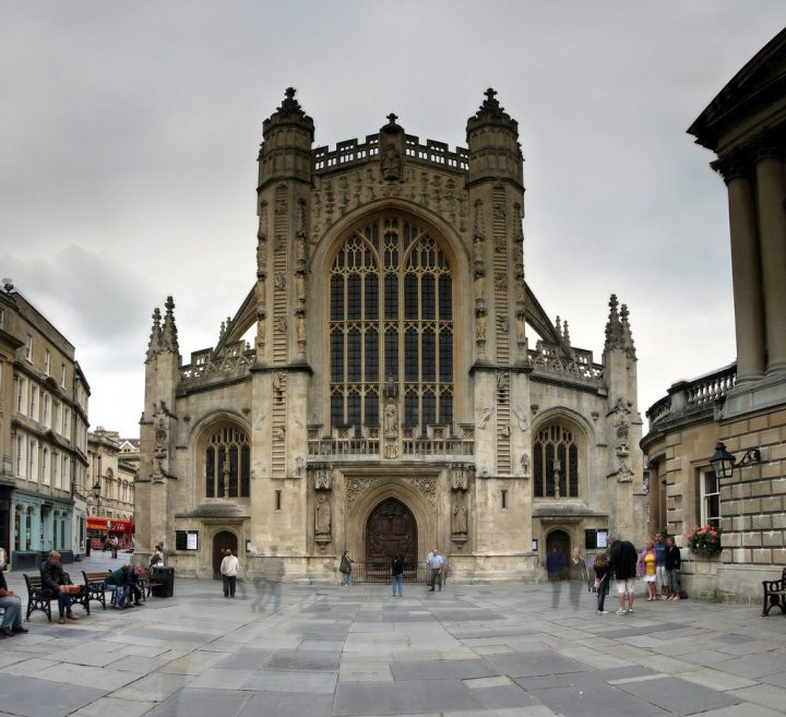 Bath Abbey, Things to do in Bath, England, UK