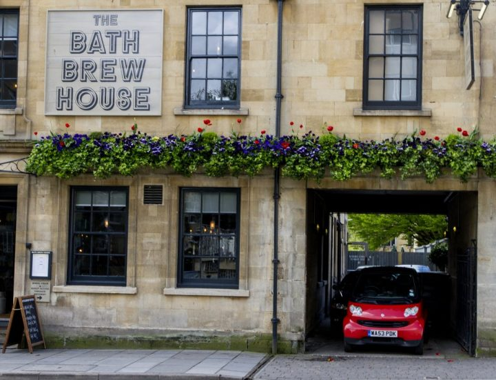 Bath Brew House, Things to do in Bath, England, UK