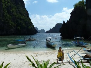 El Nido, Philippines, Best Honeymoon Destinations in Asia