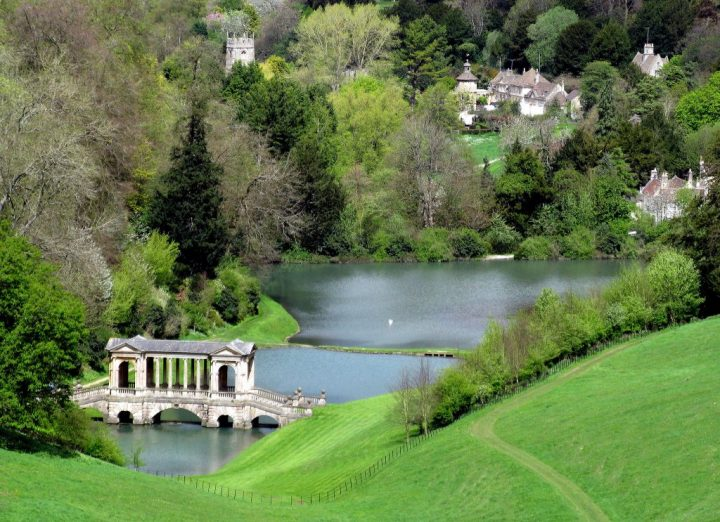 Prior Park Landscape Garden, Things to do in Bath, England, UK