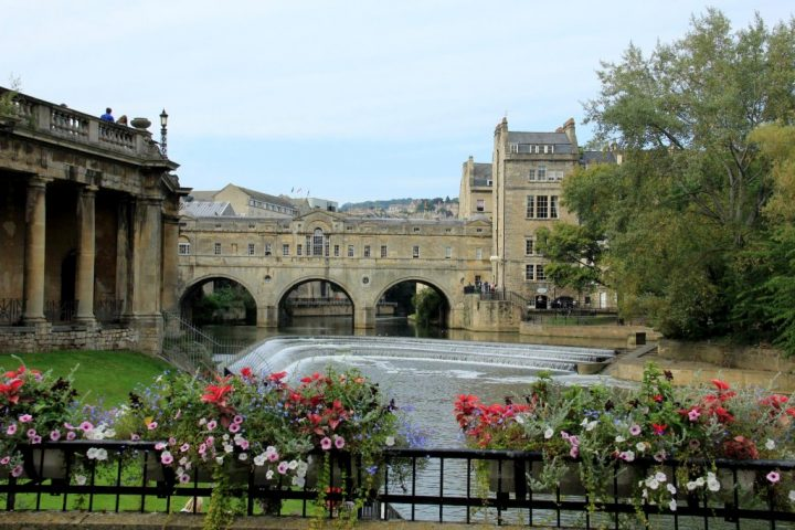 Pulteney Bridge, Things to do in Bath, England, UK