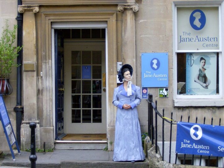 The Jane Austen Centre, Things to do in Bath, England, UK