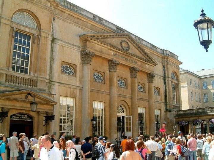 The Pump Room, Things to do in Bath, England, UK