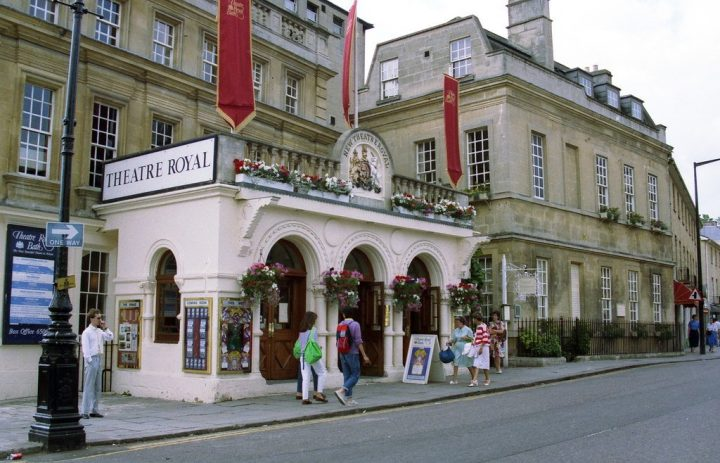 Theatre Royal, Things to do in Bath, England, UK
