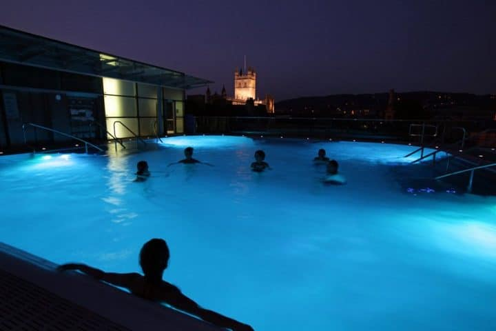Thermae Bath Spa, Things to do in Bath, England, UK