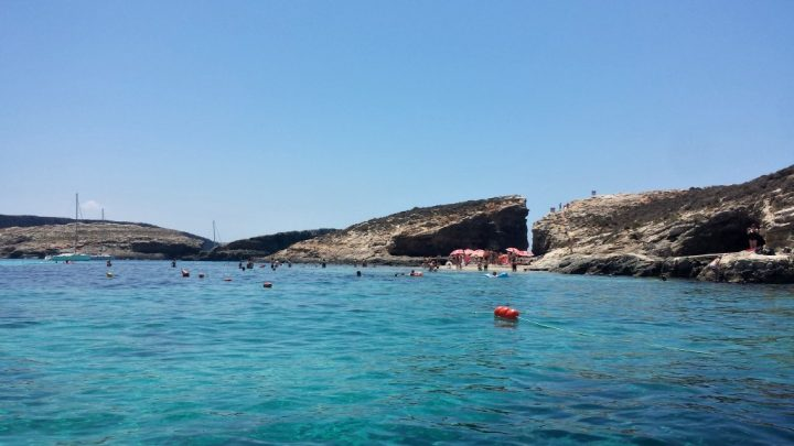 Blue lagoon, Comino, Places to visit in Malta