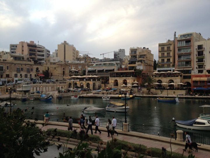 St Julians, Places to visit in Malta