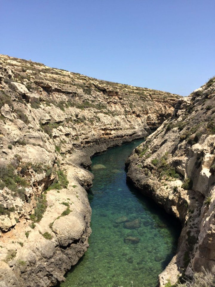 Wied il ghasri, Gozo, Places to visit in Malta