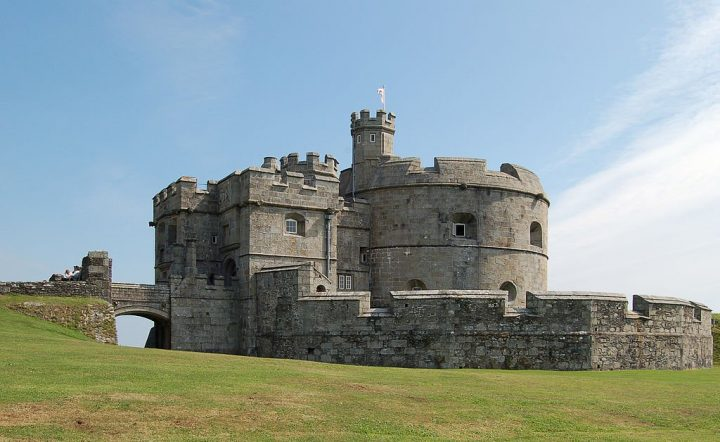 Pendennis Castle, Falmouth, Cornwall Family Holidays, UK