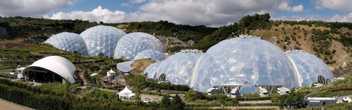 Eden Project, Cornwall Family Holidays, UK