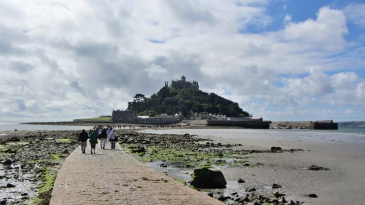 St. Michael's Mount, Cornwall Family Holidays, UK