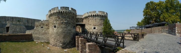 Belgrade Fortress, Serbia, Beautiful buildings in Eastern Europe