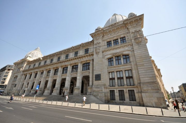 Bucharest National History Museum, Romania, Beautiful buildings in Eastern Europe