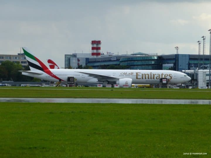 Emirates, Airlines