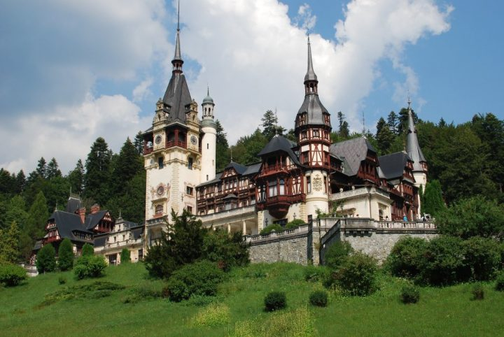 Peles Castle, Romania, Beautiful buildings in Eastern Europe