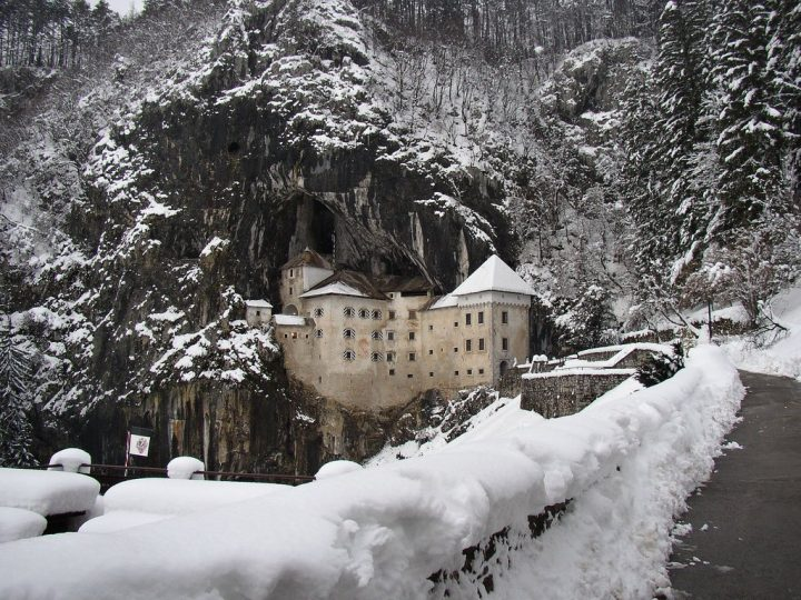 Predjama Castle, Slovenia, Beautiful buildings in Eastern Europe