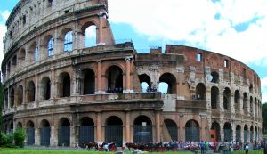 The Roman Colosseum, Rome, Italy - 2