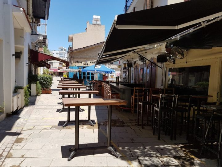 Pubs in Larnaca, Cyprus