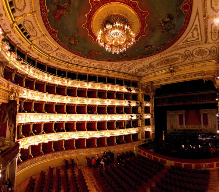 Teatro Regio di Parma, Things to do in Parma, Italy