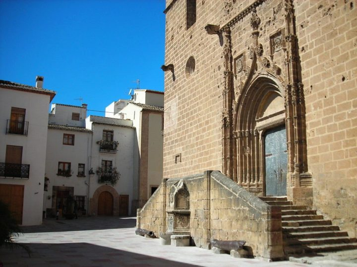 Church of San Bartomeu, Things To Do And See in Jávea, Spain