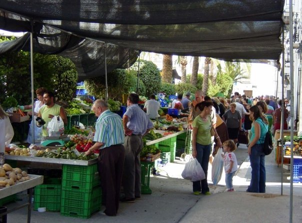 Javea Market, Things To Do And See in Jávea, Spain