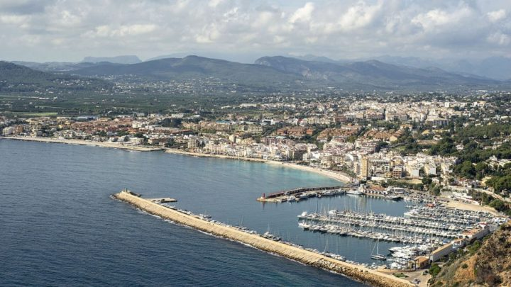 Javea from Cap de Sant Antoni, Things To Do And See in Jávea, Spain