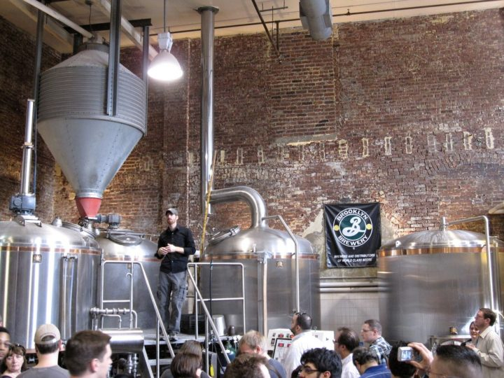 Brooklyn Brewery Tours, New York Things, USA
