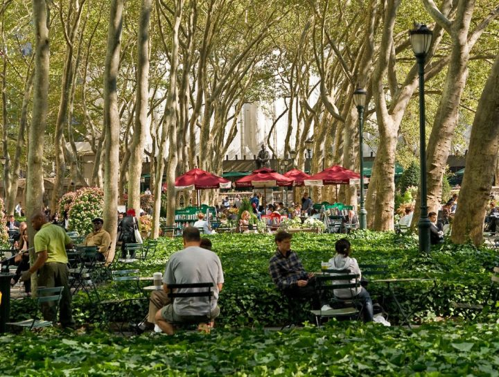 Bryant Park, Things to do in NYC, USA