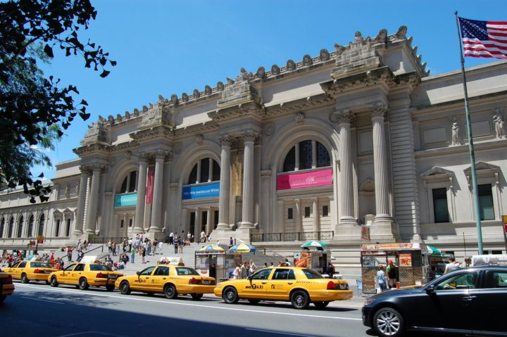 Metropolitan Museum of Art, New York Things, USA