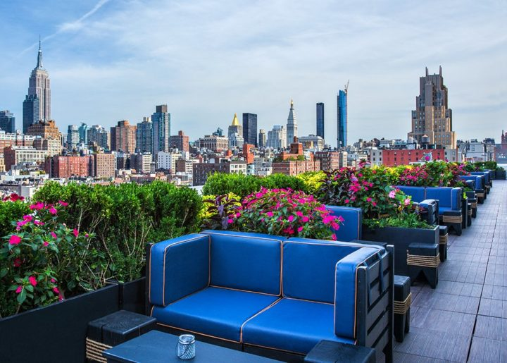 PH-D Rooftop Lounge, Things to do in NYC, USA