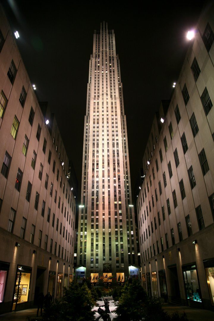 Rockefeller Center, Things to do in NYC, USA