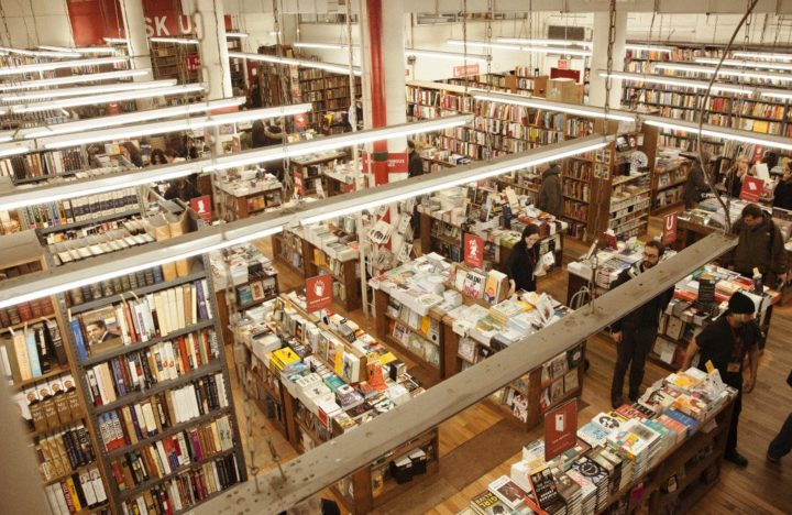 Strand Book Store, Things to do in NYC, USA