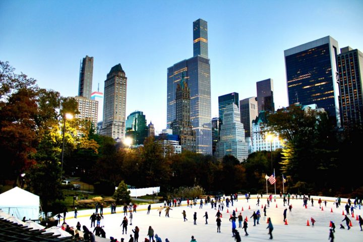 Wollman Rink, Central Park, Things to do in NYC, USA