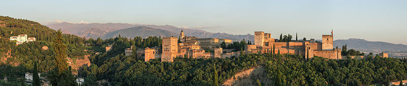 Alhambra Mirador San Nicola, best things to do in Granada