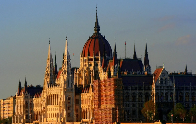 Belvaros, best area to stay in Budapest