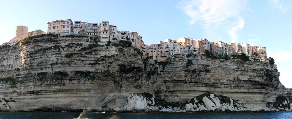 Bonifacio, best area to stay in Corsica